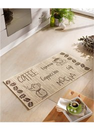 Vloerkleed «Cappuccino», bpc living bonprix collection