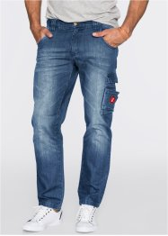 Jeans TAPERED, John Baner JEANSWEAR, blauw