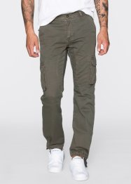 Cargobroek loose fit tapered, RAINBOW