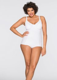 Corrigerende body, bpc bonprix collection, wit