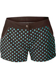 Zwemshort, bpc bonprix collection, bruin/aqua