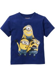 T-shirt «MINIONS», Despicable Me 2, middernachtblauw «MINIONS»