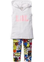 Top+legging (2-dlg. set), bpc bonprix collection