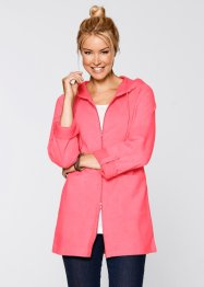 Sweatvest, bpc bonprix collection, lichtpink