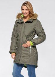 Functionele outdoorjas, bpc bonprix collection, olijfgroen