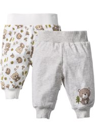 Shirtbroek (set van 2), bpc bonprix collection