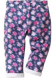 Sweatbroek, bpc bonprix collection, indigo gedessineerd