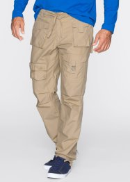 Cargobroek loose fit, bpc bonprix collection, beige