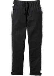 Sweatbroek, bpc bonprix collection, zwart