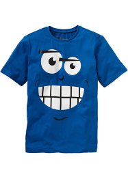 T-shirt, bpc bonprix collection, azuurblauw