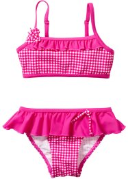 Bikini, bpc bonprix collection, pink geruit