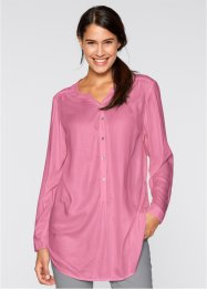 Blouse, bpc bonprix collection, mat pink