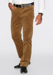 Corduroy broek regular fit straight, bpc selection, cognac