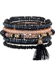 Armbanden (9-dlg. set), bpc bonprix collection