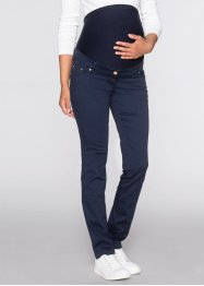 Skinny zwangerschapsbroek, bpc bonprix collection, donkerblauw