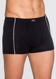 Boxershort (set van 3), bpc bonprix collection, zwart