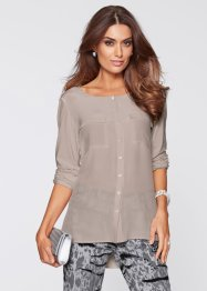 Blouse, bpc selection premium, taupe