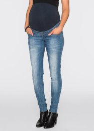 Zwangerschapsjeans skinny, bpc bonprix collection, blue stone