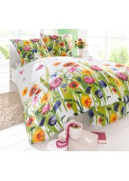 Dekbedovertrek met bloemenprint, bpc living bonprix collection