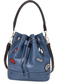 Tas, bpc bonprix collection, donkerblauw