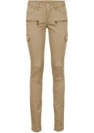 Cargobroek skinny, RAINBOW, new beige