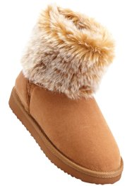 Booties, bpc bonprix collection, camel