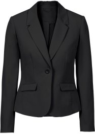 Businessblazer, BODYFLIRT, zwart