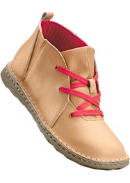 Booties, bpc selection, camel/rood