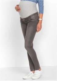 Zwangerschapsjeans skinny, bpc bonprix collection, grey denim
