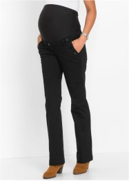 Zwangerschapsbroek bootcut, bpc bonprix collection, zwart