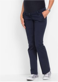 Zwangerschapsbroek bootcut, bpc bonprix collection, donkerblauw