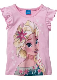 T-shirt «FROZEN», Disney, lichtroze Frozen