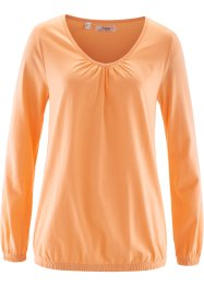 Longsleeve, bpc bonprix collection, apricot