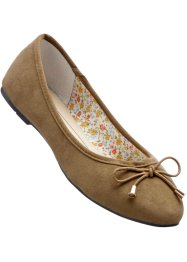 Ballerina's, bpc bonprix collection, camel