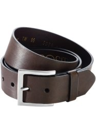Leren riem, bpc bonprix collection, donkerbruin