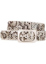 Riem, bpc bonprix collection, zilverkleur metallic
