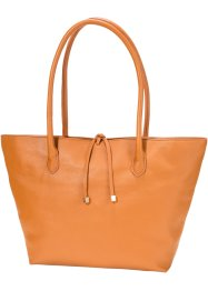 Handtas, bpc bonprix collection, cognac