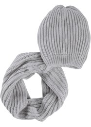Beanie+sjaal (2-dlg. set), bpc bonprix collection