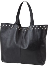 Shopper, bpc bonprix collection, zwart
