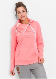 Sweatvest, bpc bonprix collection, neonroze