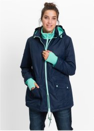 Functionele outdoorjas, bpc bonprix collection, donkerblauw