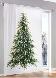 LED gordijn met kerstboom (1 stuk), bpc living bonprix collection