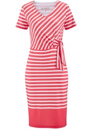 Shirtjurk, bpc selection, lichtpink/wit gestreept