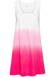Strandjurk, bpc selection, wit/pink