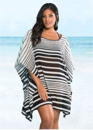 Strandtuniek, bpc selection, zwart/wit