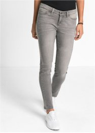 Skinny jeans, RAINBOW, grey denim
