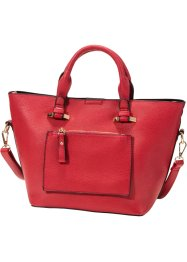 Shopper, bpc bonprix collection, rood