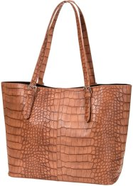 Tas, bpc bonprix collection, cognac