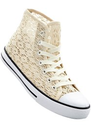 Sneakers, bpc bonprix collection, beige