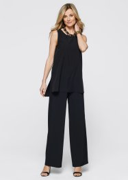 Jumpsuit, bpc selection, zwart